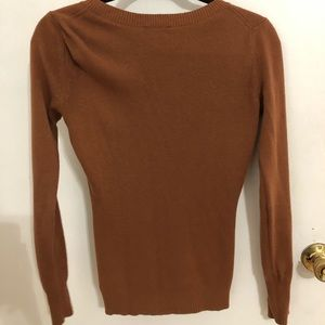 Express Sweaters - Crew cut, camel colored sweater by Express.